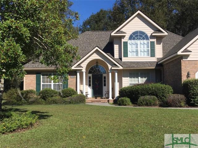132 Meadowlark Circle, Savannah, GA 31419 (MLS #199285) :: The Arlow Real Estate Group