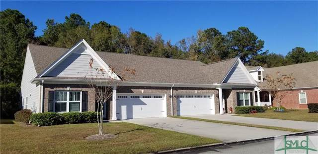106 Regency Circle, Pooler, GA 31322 (MLS #199289) :: Coastal Savannah Homes