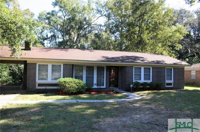 6 La Brea Boulevard, Savannah, GA 31419 (MLS #199294) :: The Arlow Real Estate Group