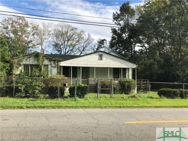 114 Fair Street, Savannah, GA 31408 (MLS #199301) :: The Arlow Real Estate Group