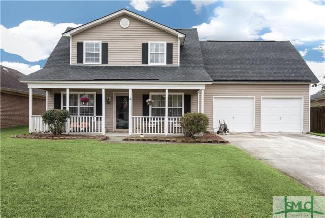6 Blue Gill Lane, Pooler, GA 31322 (MLS #199303) :: The Randy Bocook Real Estate Team