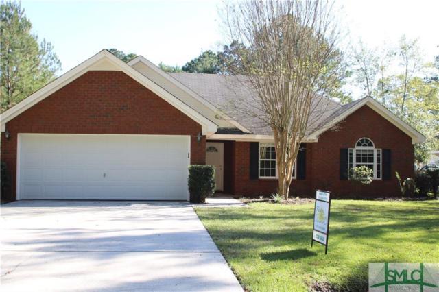 408 Chestnut Street, Bloomingdale, GA 31302 (MLS #199319) :: The Arlow Real Estate Group