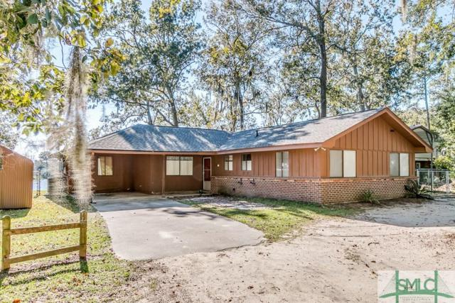 1205 Lake Drive, Midway, GA 31320 (MLS #199326) :: The Arlow Real Estate Group