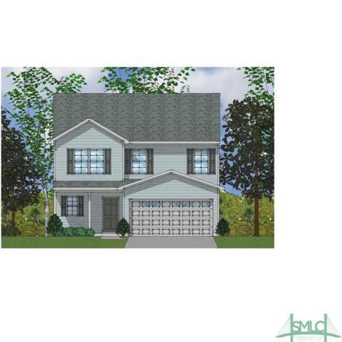 5 Blackberry Circle, Guyton, GA 31312 (MLS #199330) :: The Arlow Real Estate Group