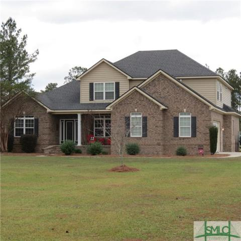 113 Zipperer Paddock Road, Guyton, GA 31312 (MLS #199353) :: The Randy Bocook Real Estate Team