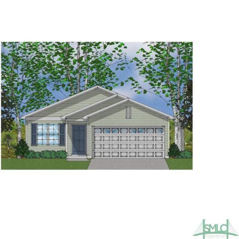 28 Blackberry Circle, Guyton, GA 31312 (MLS #199381) :: The Arlow Real Estate Group