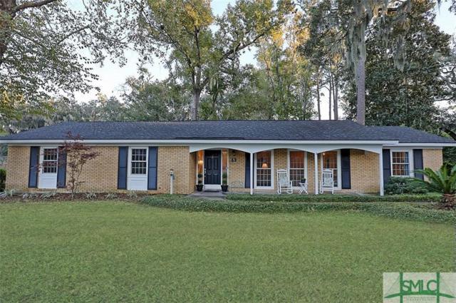 5 S Lancaster Road, Savannah, GA 31410 (MLS #199390) :: The Arlow Real Estate Group