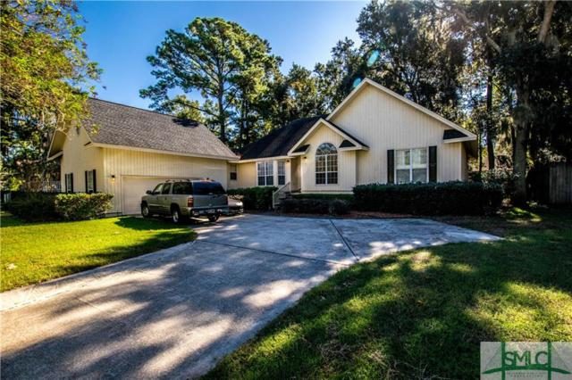 107 N Sheftall Circle, Savannah, GA 31410 (MLS #199391) :: Karyn Thomas