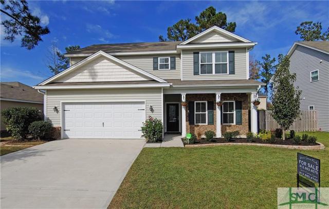 111 Hawkley Avenue, Savannah, GA 31405 (MLS #199403) :: Keller Williams Realty-CAP