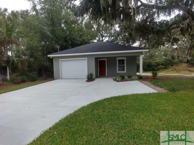 2421 Bon Air Drive, Savannah, GA 31406 (MLS #199415) :: Coastal Savannah Homes