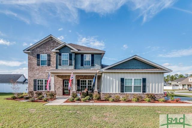 124 Greystone Drive, Guyton, GA 31312 (MLS #199437) :: The Randy Bocook Real Estate Team