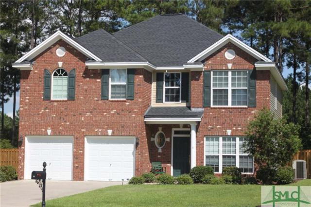 6 Tea Olive Circle, Pooler, GA 31322 (MLS #199475) :: The Arlow Real Estate Group