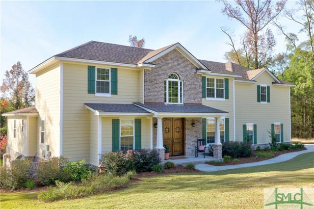 111 Crestview Drive, Guyton, GA 31312 (MLS #199523) :: The Randy Bocook Real Estate Team