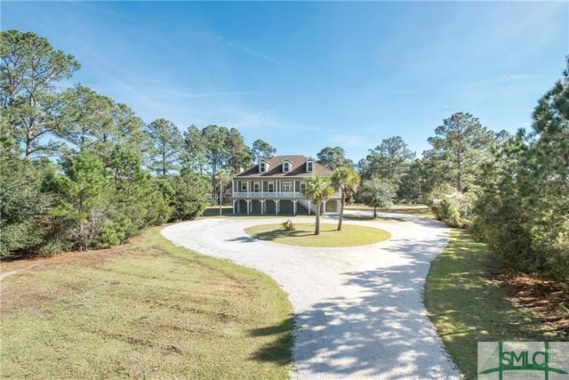876 Jerico Marsh Road, Midway, GA 31320 (MLS #199525) :: The Sheila Doney Team