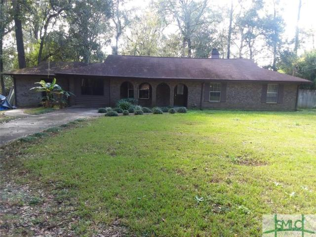 205 Fraser Street, Hinesville, GA 31313 (MLS #199532) :: Keller Williams Realty-CAP