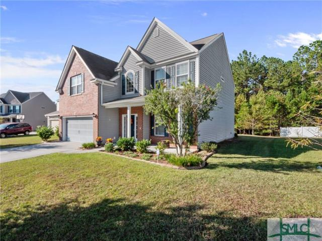 205 Cattle Run Way, Pooler, GA 31322 (MLS #199594) :: Karyn Thomas