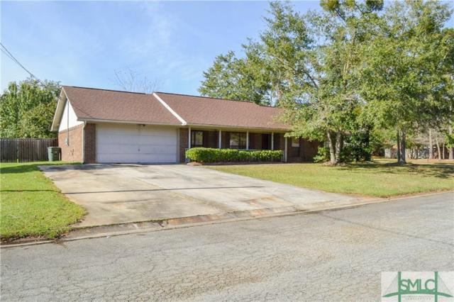 830 Sagewood Drive, Hinesville, GA 31313 (MLS #199601) :: The Randy Bocook Real Estate Team