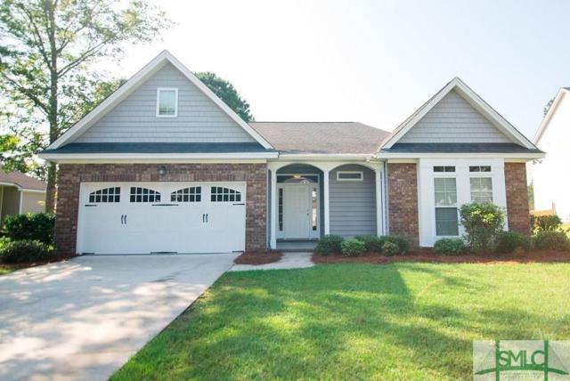 121 Mosswood Drive, Savannah, GA 31405 (MLS #199633) :: Keller Williams Realty-CAP