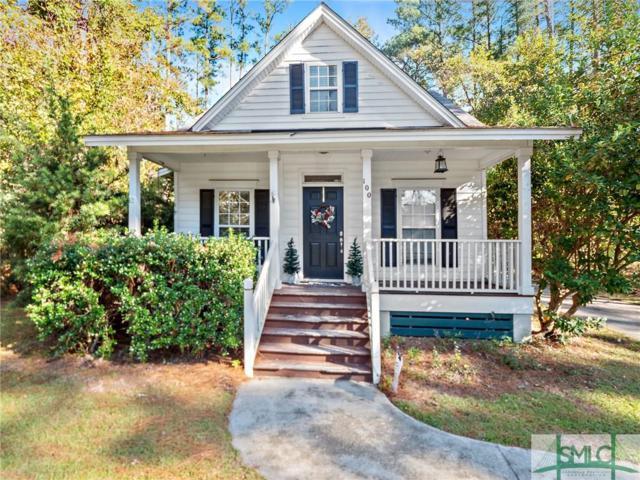 100 Brisbon Hall Drive, Richmond Hill, GA 31324 (MLS #199634) :: Coastal Savannah Homes