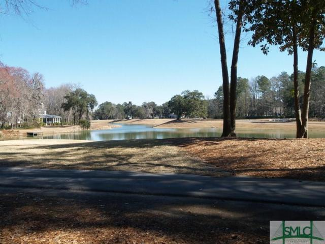 134 Dogwood Way, Richmond Hill, GA 31324 (MLS #199654) :: Keller Williams Realty-CAP