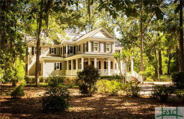 29 Hidden Cove Drive, Richmond Hill, GA 31324 (MLS #199665) :: Keller Williams Realty-CAP