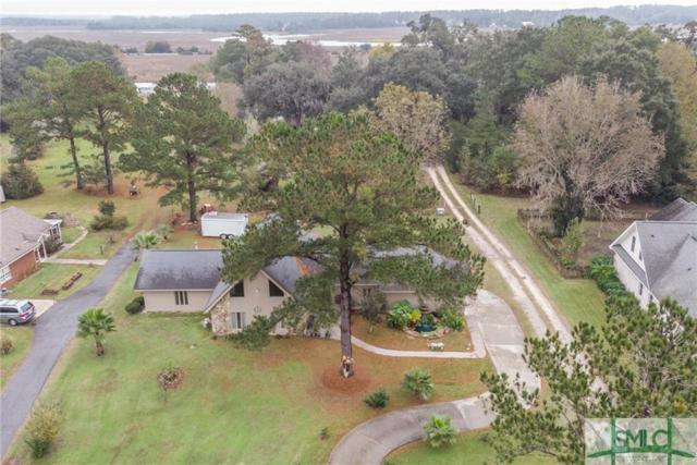 231 Burton Road, Savannah, GA 31405 (MLS #199672) :: McIntosh Realty Team
