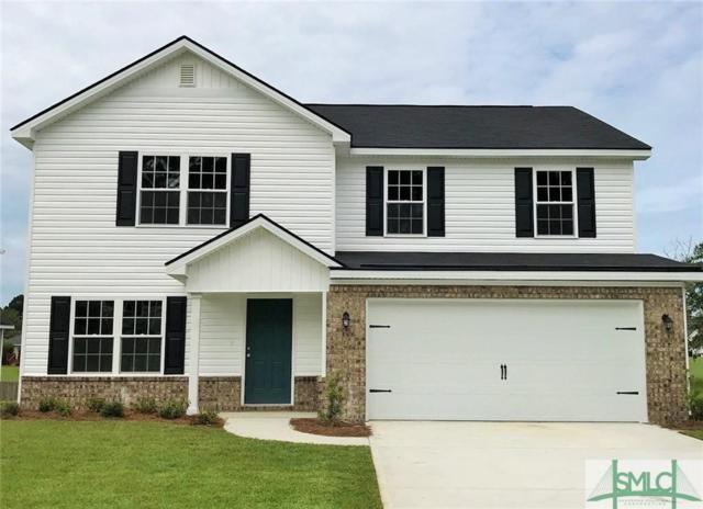 230 Sterling Drive, Rincon, GA 31326 (MLS #199682) :: The Randy Bocook Real Estate Team
