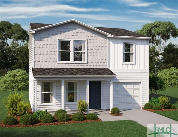 53 Morgan Court, Ludowici, GA 31316 (MLS #199686) :: The Arlow Real Estate Group