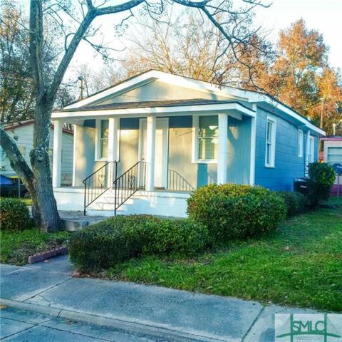 204 Pitt Street, Savannah, GA 31415 (MLS #199693) :: Keller Williams Realty-CAP