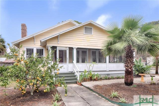 626 E 53rd Street, Savannah, GA 31405 (MLS #199695) :: McIntosh Realty Team