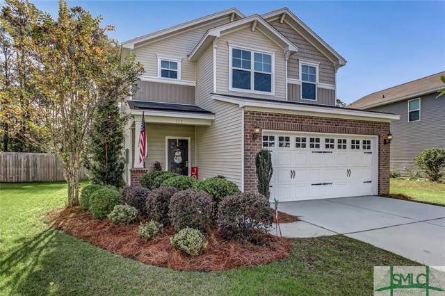 122 Hamilton Grove Drive, Pooler, GA 31322 (MLS #199724) :: McIntosh Realty Team