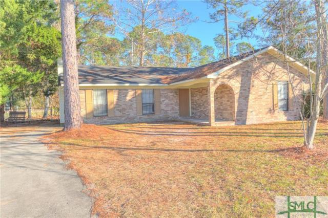 1006 Bacon Road, Hinesville, GA 31313 (MLS #199729) :: The Randy Bocook Real Estate Team