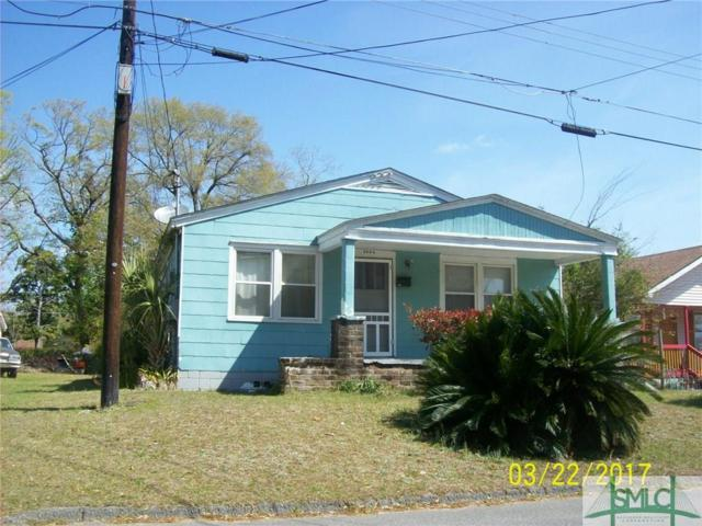 2118 Mosley Street, Savannah, GA 31404 (MLS #199761) :: Karyn Thomas
