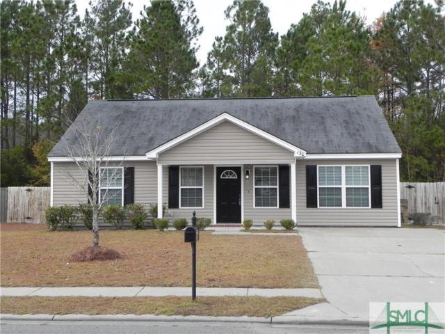 130 Willow Drive, Guyton, GA 31312 (MLS #199765) :: The Randy Bocook Real Estate Team