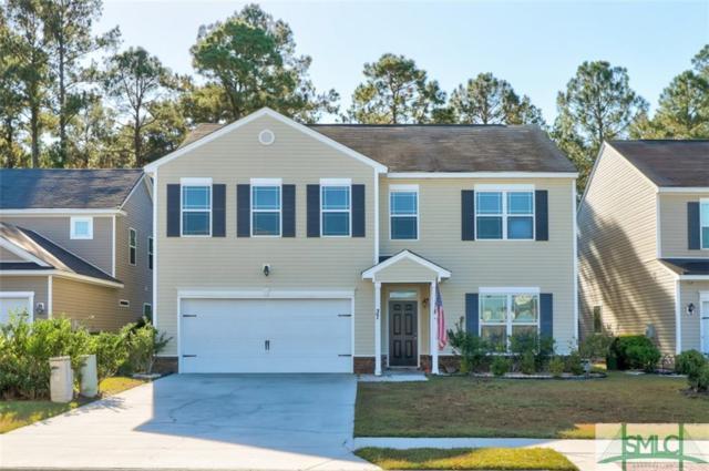 37 Crystal Lake Drive, Savannah, GA 31407 (MLS #199802) :: Keller Williams Realty-CAP