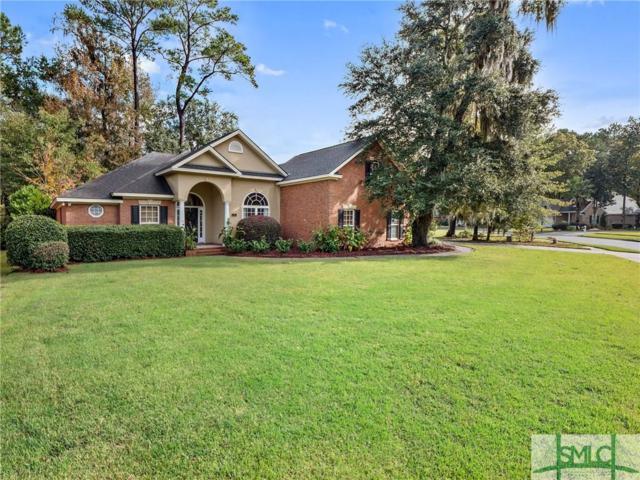 116 Valhalla Drive, Savannah, GA 31419 (MLS #199836) :: Keller Williams Realty-CAP
