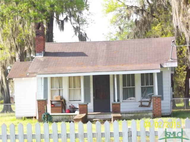 1047 Ga Highway 30 Highway, Port Wentworth, GA 31407 (MLS #199841) :: The Randy Bocook Real Estate Team