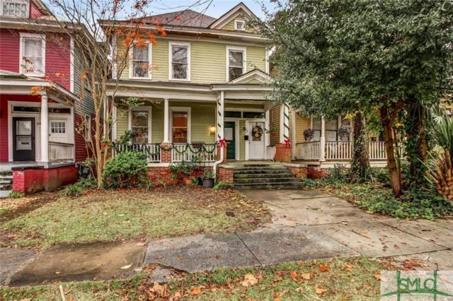 539 E Bolton Street, Savannah, GA 31401 (MLS #199848) :: McIntosh Realty Team