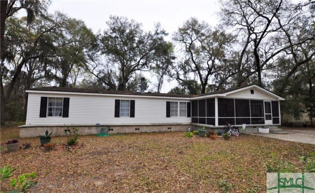 151 Hollingsworth Boulevard, Midway, GA 31320 (MLS #199859) :: The Randy Bocook Real Estate Team
