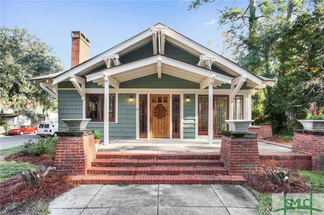 16 Gordonston Avenue, Savannah, GA 31404 (MLS #199869) :: Karyn Thomas