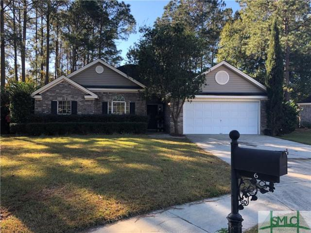 6 Lacie Court, Savannah, GA 31419 (MLS #199912) :: Teresa Cowart Team