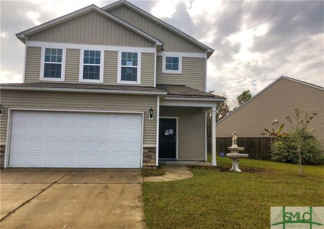 38 Glenwood Court, Pooler, GA 31322 (MLS #199930) :: Keller Williams Realty-CAP