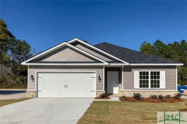 725 Waterlily Court, Hinesville, GA 31313 (MLS #199937) :: The Randy Bocook Real Estate Team