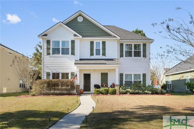 48 Osgood Lane, Richmond Hill, GA 31324 (MLS #199941) :: Karyn Thomas
