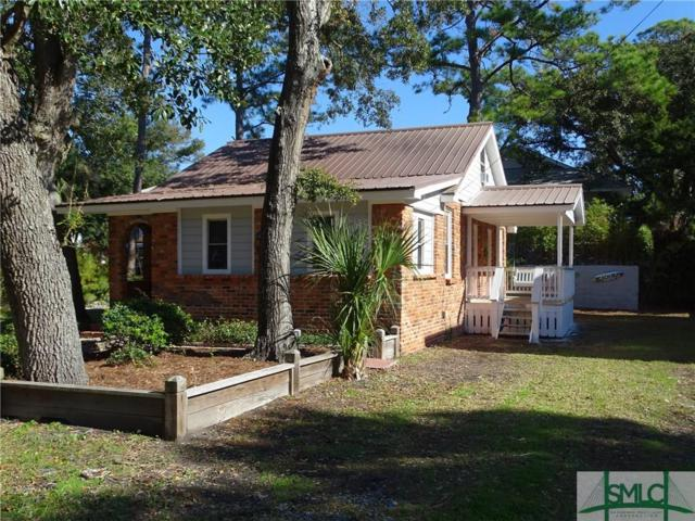 912 Jones Avenue, Tybee Island, GA 31328 (MLS #199942) :: Keller Williams Realty-CAP