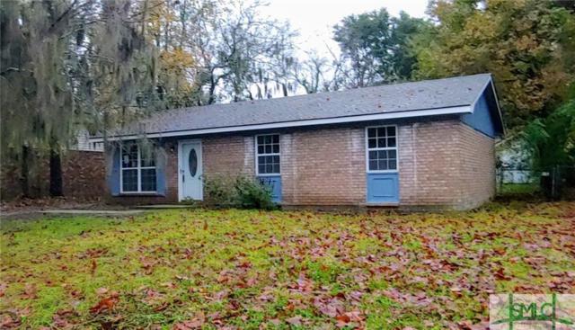 24 Croatan Street, Savannah, GA 31406 (MLS #199994) :: Keller Williams Realty-CAP