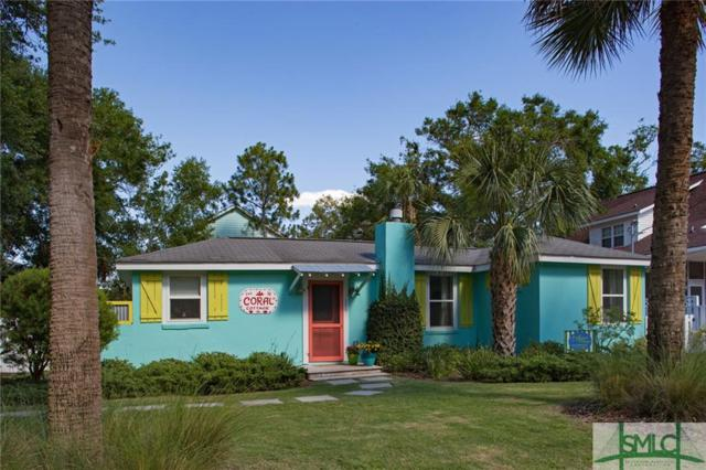 606 2nd Avenue, Tybee Island, GA 31328 (MLS #200013) :: Keller Williams Realty-CAP