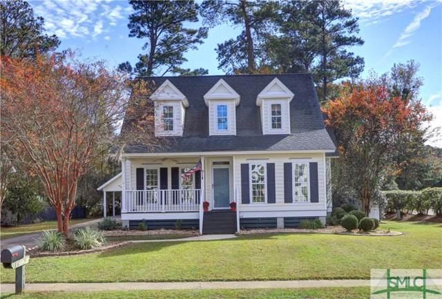 16 Lennox Court, Richmond Hill, GA 31324 (MLS #200014) :: The Arlow Real Estate Group