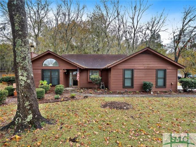 122 Red Fox Drive, Savannah, GA 31419 (MLS #200036) :: Karyn Thomas