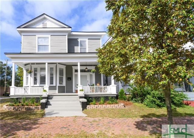 1703 Abercorn Street, Savannah, GA 31401 (MLS #200042) :: Keller Williams Realty-CAP